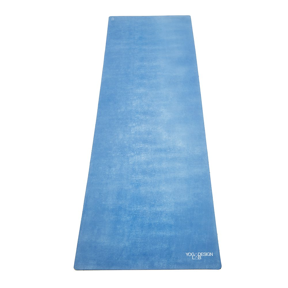 Yoga Design Lab . Travel Mat  Aegean Blue from Nice to meet me