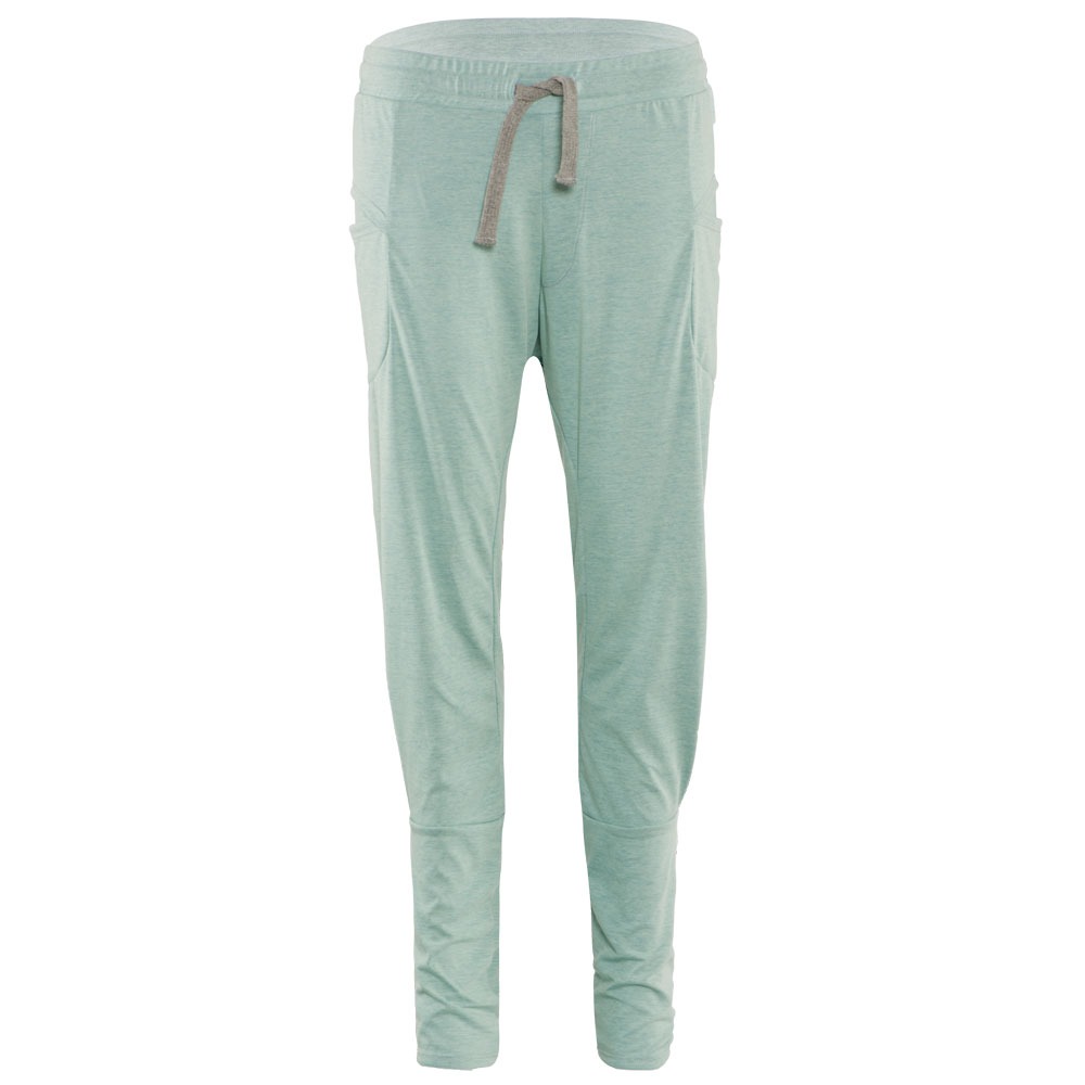 BAGGY PANT Ice Melange from Nice to meet me