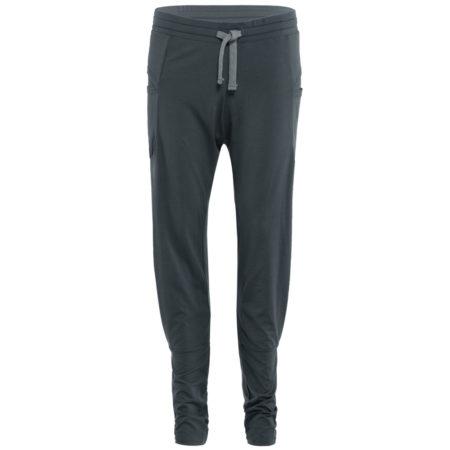 Baggy Pant Unisex . Elephant Grey . TENCEL®