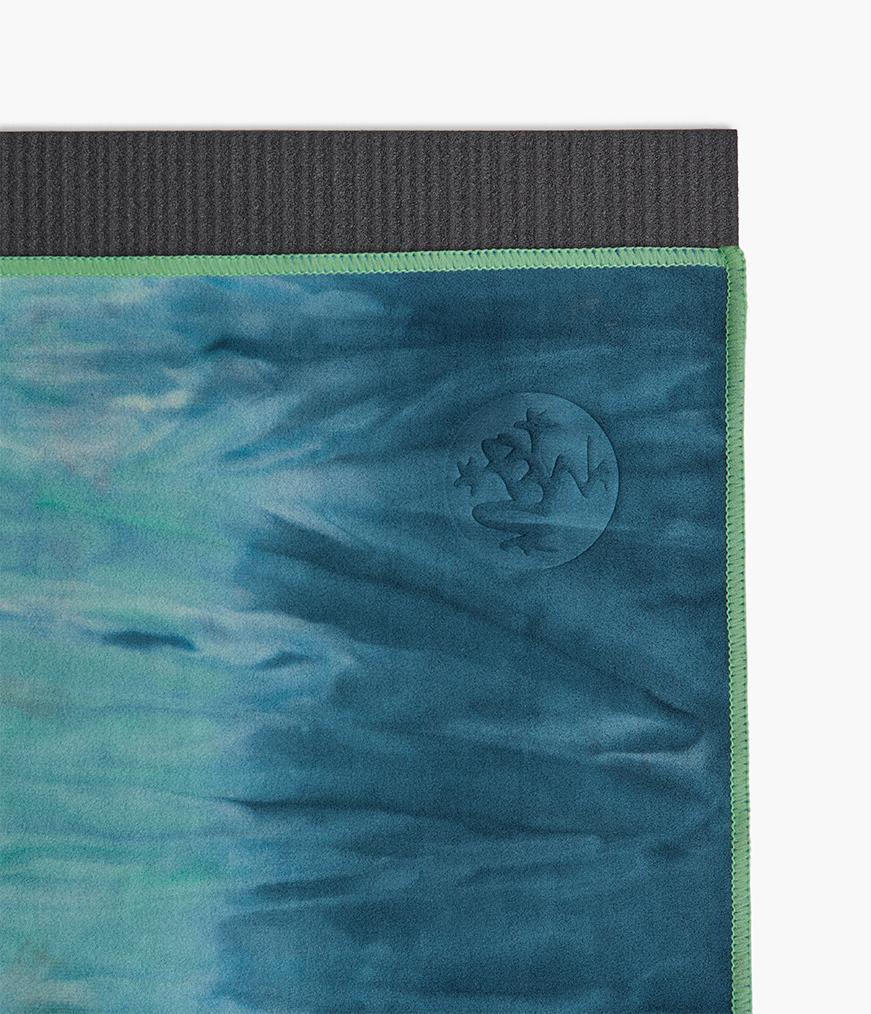 Manduka eQua Hand Towel . Maledive . Hand Dye from Nice to meet me