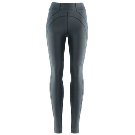 Dynamic Legging . Deep Gray . Biobaumwolle