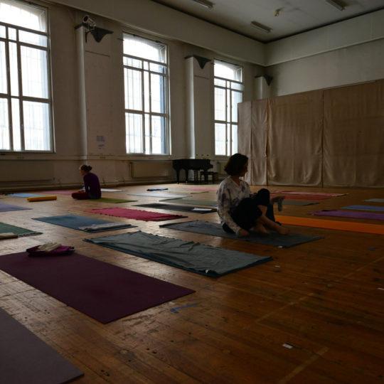 Yoga ruiniert dein Leben