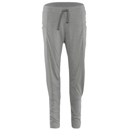 Baggy Pant . Grey Melange