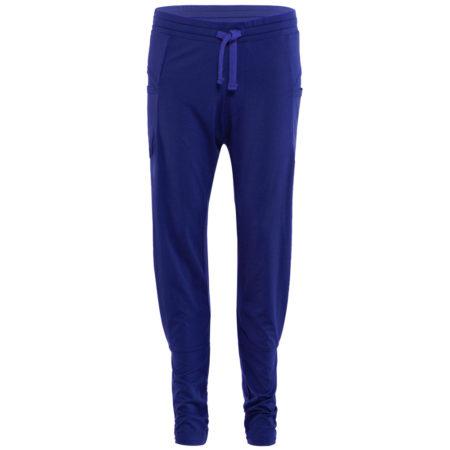 Baggy Pant Unisex . Marine Blue . TENCEL®