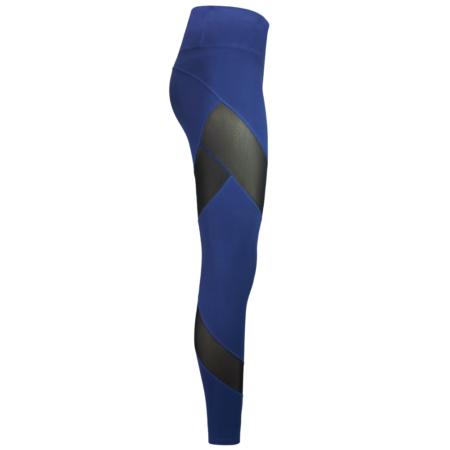 Energy Legging Biobaumwolle . Classic Blue