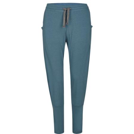 Baggy Pant Unisex . Ocean Blue . TENCEL®