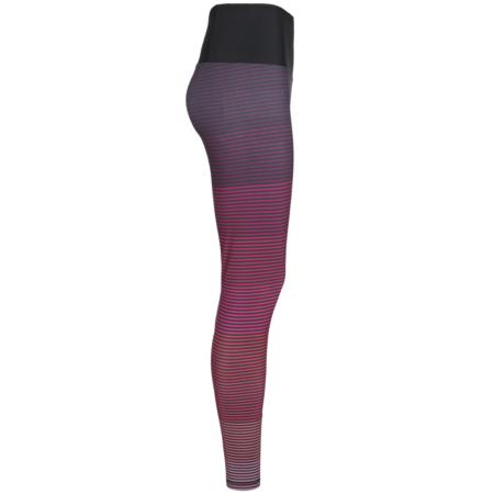 Essential Legging . Sunrise Stripes