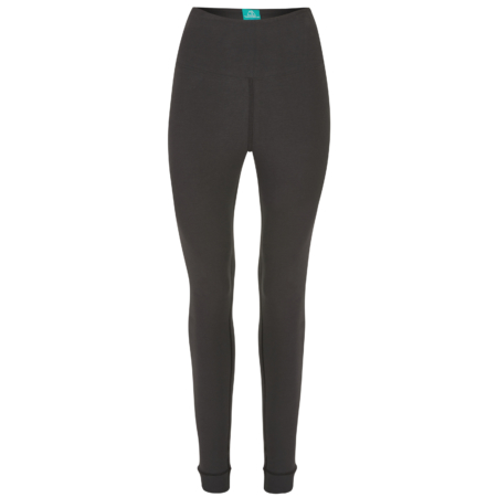 Essential Legging . Biobaumwolle . Space Black